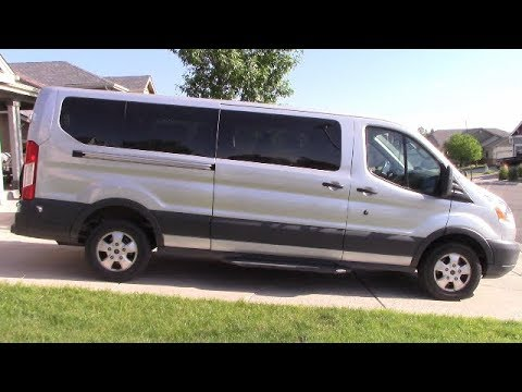 Ford Transit Rv >> Ford Transit 12 Passenger Van Review Is It Good For Family Trips