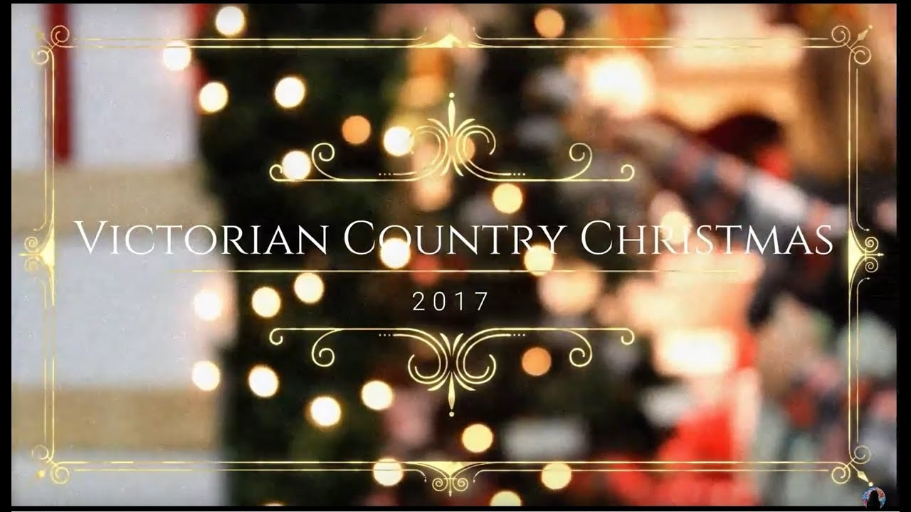 victorian country christmas vlog 2017