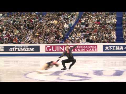 2 E. TARASOVA / V. MOROZOV (RUS) - ISU Grand Prix Final 2013-14 Junior Pairs Short Program - 동영상