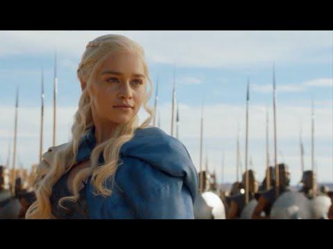 Daenerys at Astapor