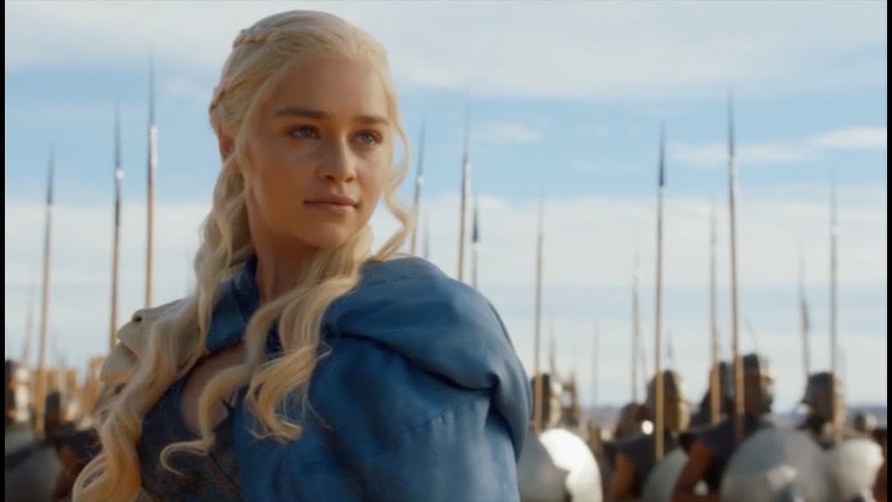 Daenerys at Astapor - YouTube