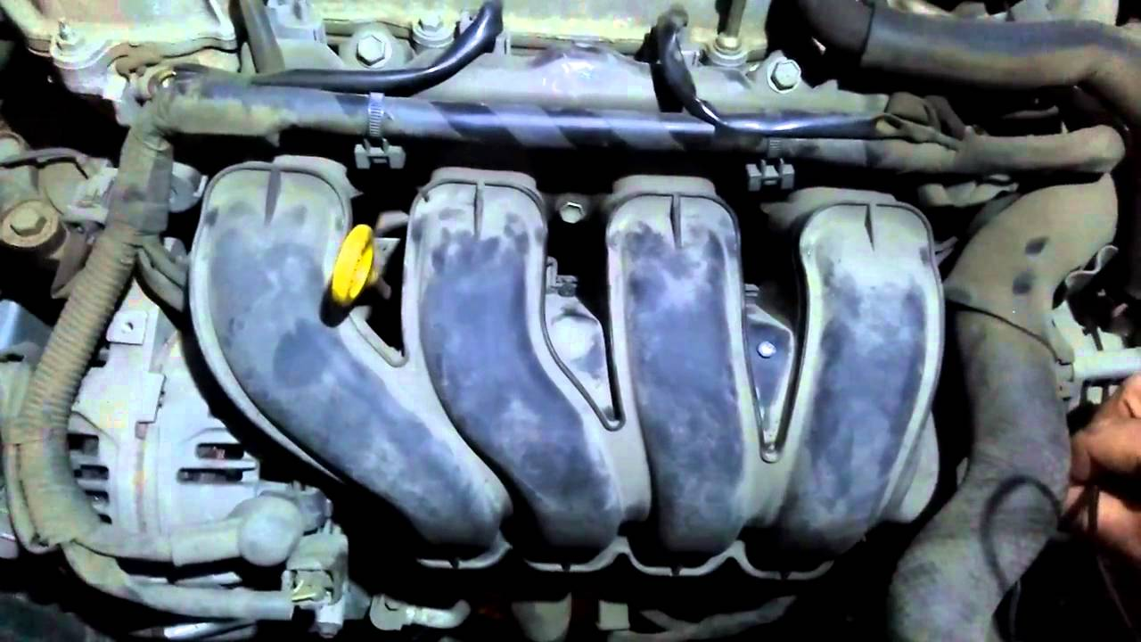 2007 toyota camry intake manifold noise fix