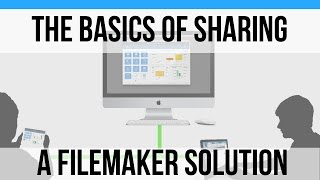 Sharing your Database with Other Devices and Users-FileMaker 1…