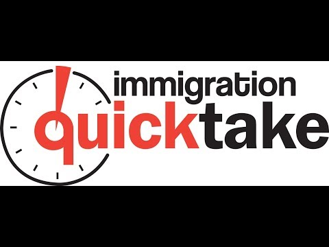 AILA Quicktake #234: Senate Fails to Pass Immigration Legislation