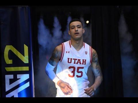 Utah PF Kyle Kuzma Junior Highlights