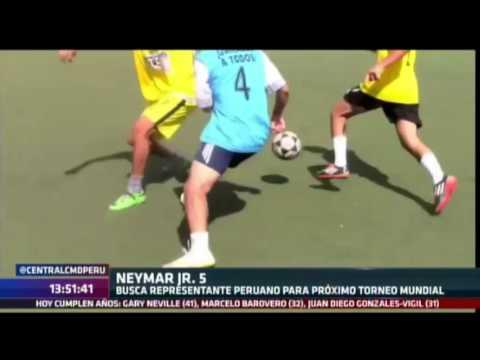 Central CMD: Sport Trujillo peleará por clasificar al Mundial Neymar Jr. 5