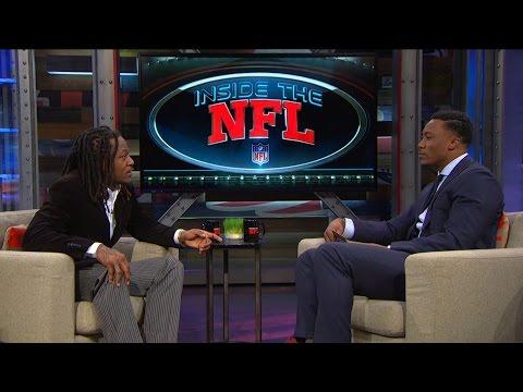 Adam 'Pacman' Jones Full Interview | INSIDE THE NFL