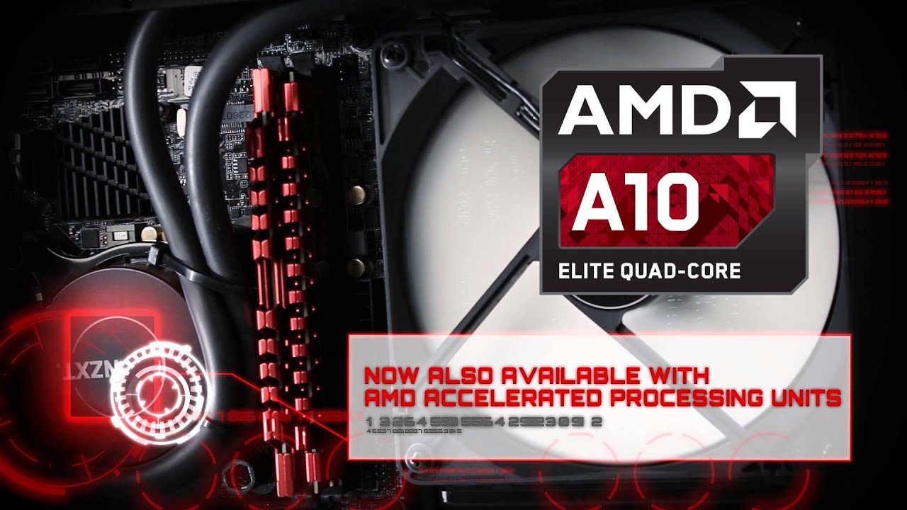 iBUYPOWER REVOLT now equipped with AMD Accelerated Processing Units