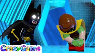The LEGO Batman Movie 100% Guide #2 The Fortress of Solitude (Minikits, Menial Task Mike Rescued)