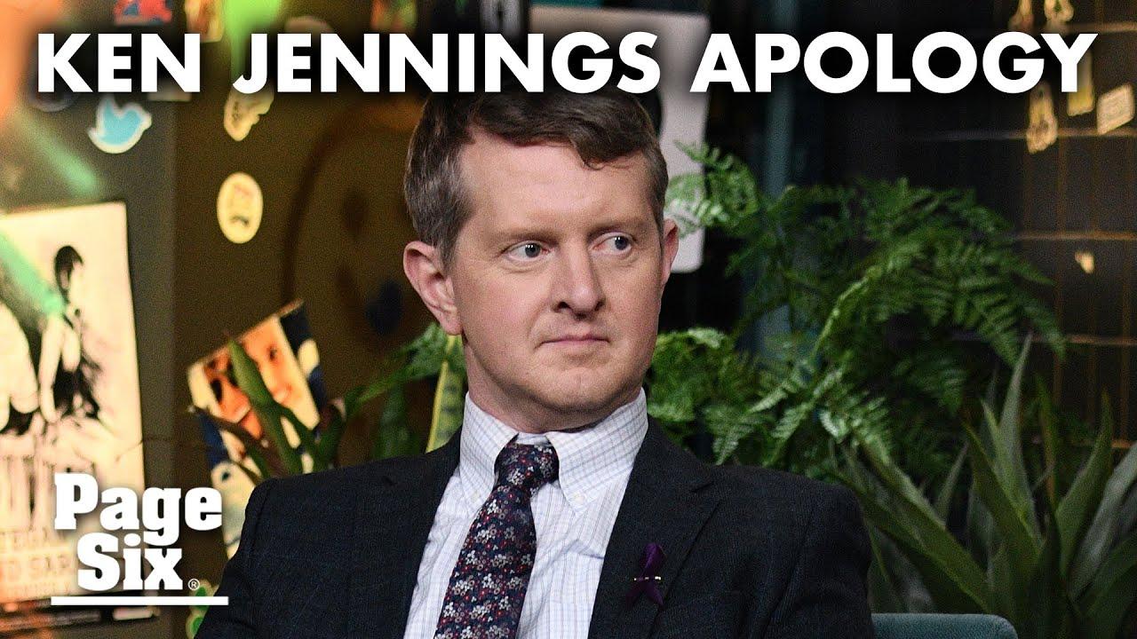 Interim 'Jeopardy!' host Ken Jennings slammed for wheelchair tweet | Page Six Celebrity News