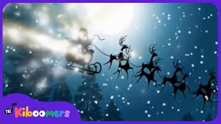 Rudolph The Red Nosed Reindeer | Christmas Song For Kids | Christmas Carols for Children