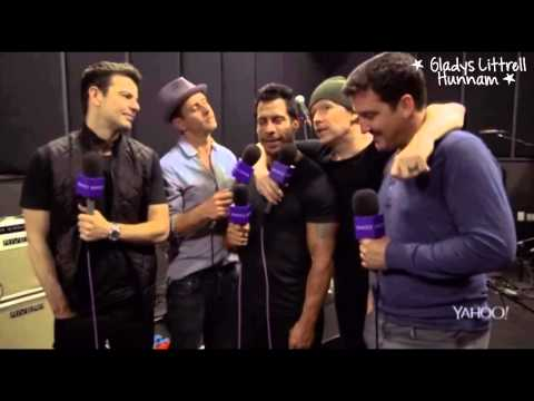New kids on the block Yahoo! Interview