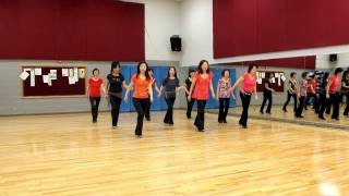 Laughter In The Rain - Line Dance (Dance & Teach in English & 中文)