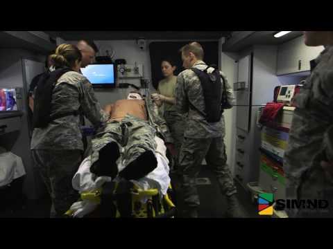 Simulation in Motion - Camp Grafton