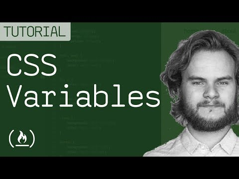 CSS Variables / Custom Properties (full course)