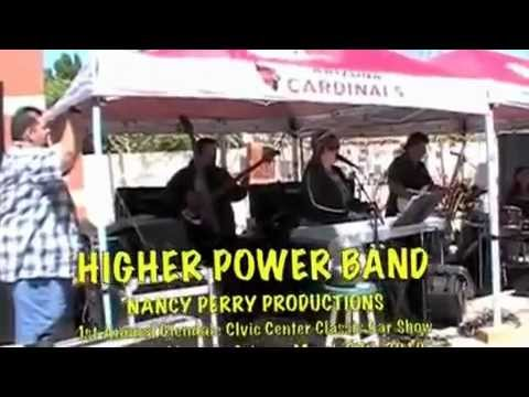 higher power band glendale classic car show a nancy perry productions youtube. Black Bedroom Furniture Sets. Home Design Ideas