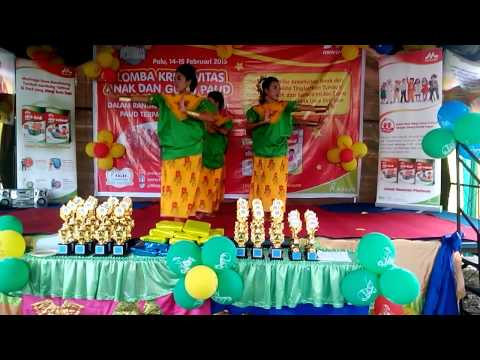 Pontanu  dance