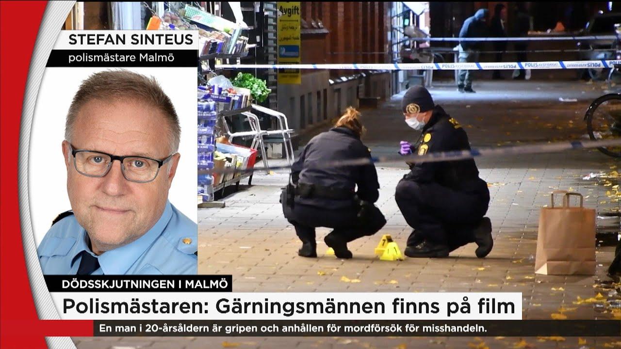 Polismastaren Vi Har Mordet Pa Film Nyheterna Tv4 Youtube