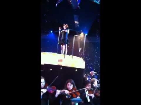 Margo Rey sings At Last