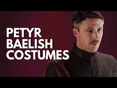 The Costumes of Petyr Baelish Season 1-6 + (Game of Thrones #14)