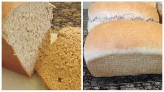 How I Make Whole Wheat Bread