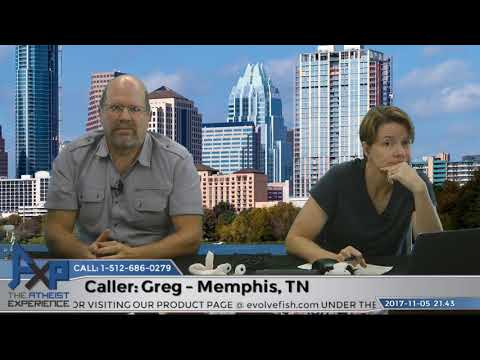 How did Time Begin & 5 Precepts of Buddhism   Greg - Memphis, TN   Atheist Experience 21.43