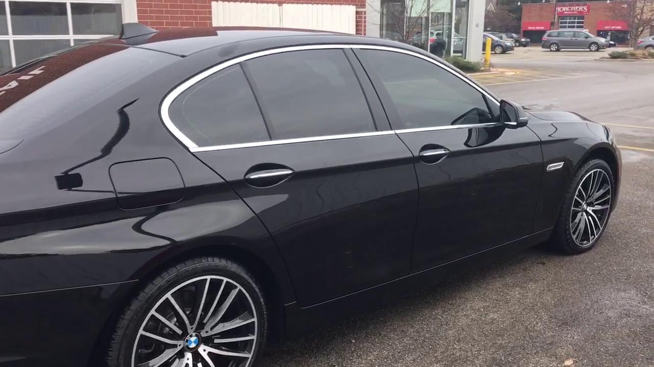 Bmw 528i 2017 >> 2015 BMW 528i Black M Package - YouTube