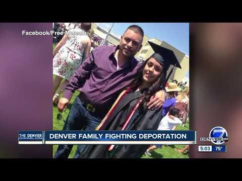 ICE detains Denver Dad