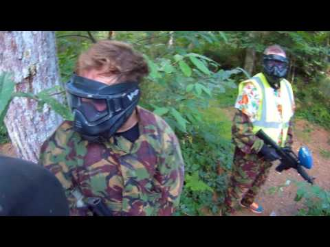 Paintball - Skirmish Norwich