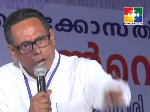 Babu cherian | IPC General Convention Kumbanad 2016 │22/01/2016 │Evening Message Part 2