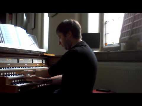 Allen AP30 Organ Demo