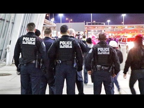 Muslim Ban at JFK Airport