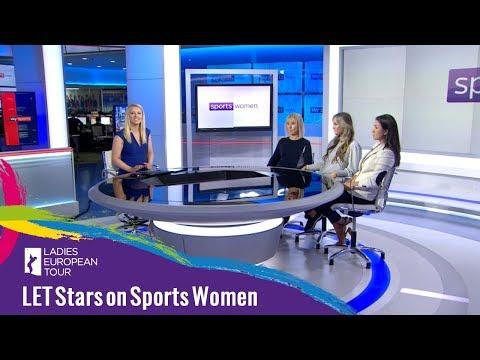 LET Stars on Sports Women