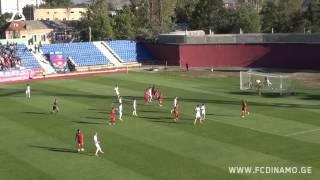 FC Dila Gori 0:0 FC Dinamo Tbilisi [HIGHLIGHTS]