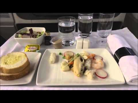 DRAGONAIR | BEIJING-HONG KONG | BUSINESS CLASS | AIRBUS A330