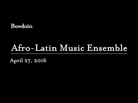 Concert Performance: Afro-Latin Music Ensemble