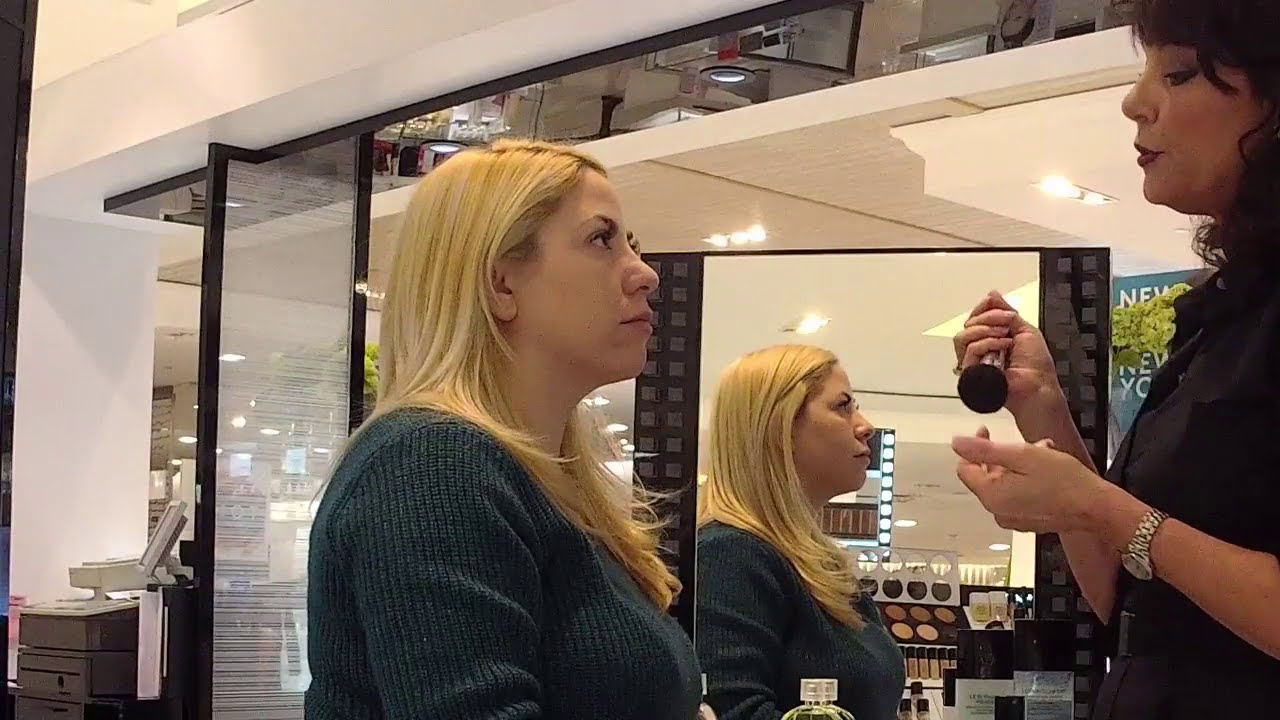Chanel makeup tutorial at lord taylor youtube chanel makeup tutorial at lord taylor baditri Images