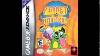 Planet Monsters World 4 OST