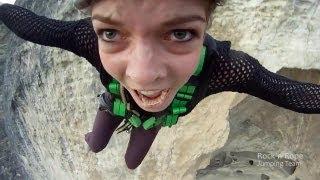 Extreme спорт Роупджампинг: Прыжки Rock&Rope в Качи Кальон #4