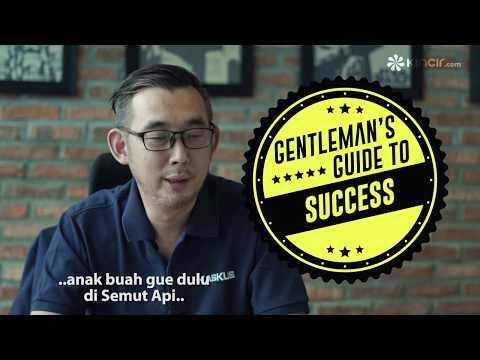 Gentleman's Guide To Success: The Untold Story of Kaskus