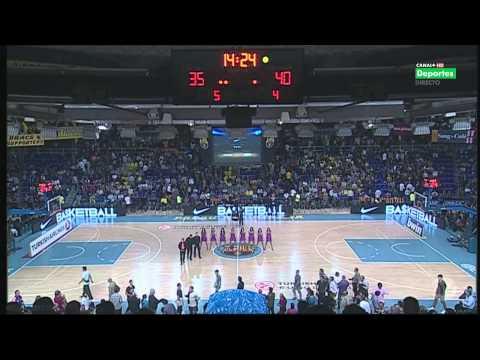 (FULL) Barcelona vs. CSKA Moscow (08/11/2013)