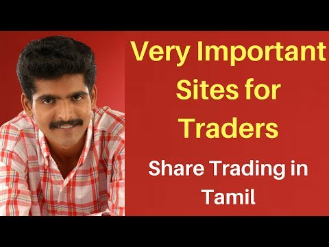 Very Important Tips for Traders - Share trading in Tamil
