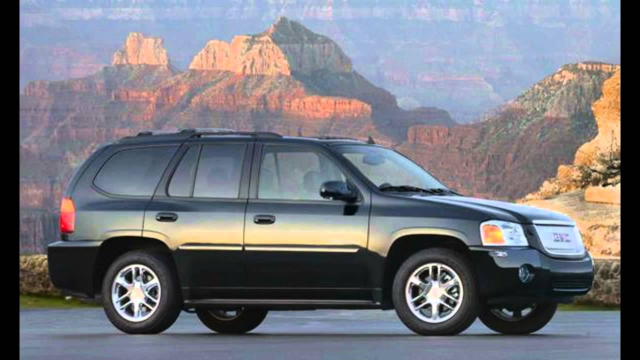 Gmc Envoy 2016 >> 2016 Gmc Envoy Redesign Picture Gallery Youtube