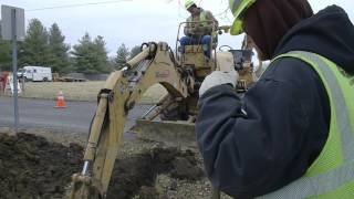 Digging Safely Around Utilities