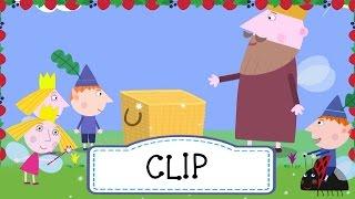 El Pequeño Reino de Ben y Holly - El picnic real (clip)