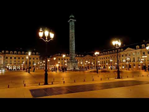 Place Vendome - Paris (France)