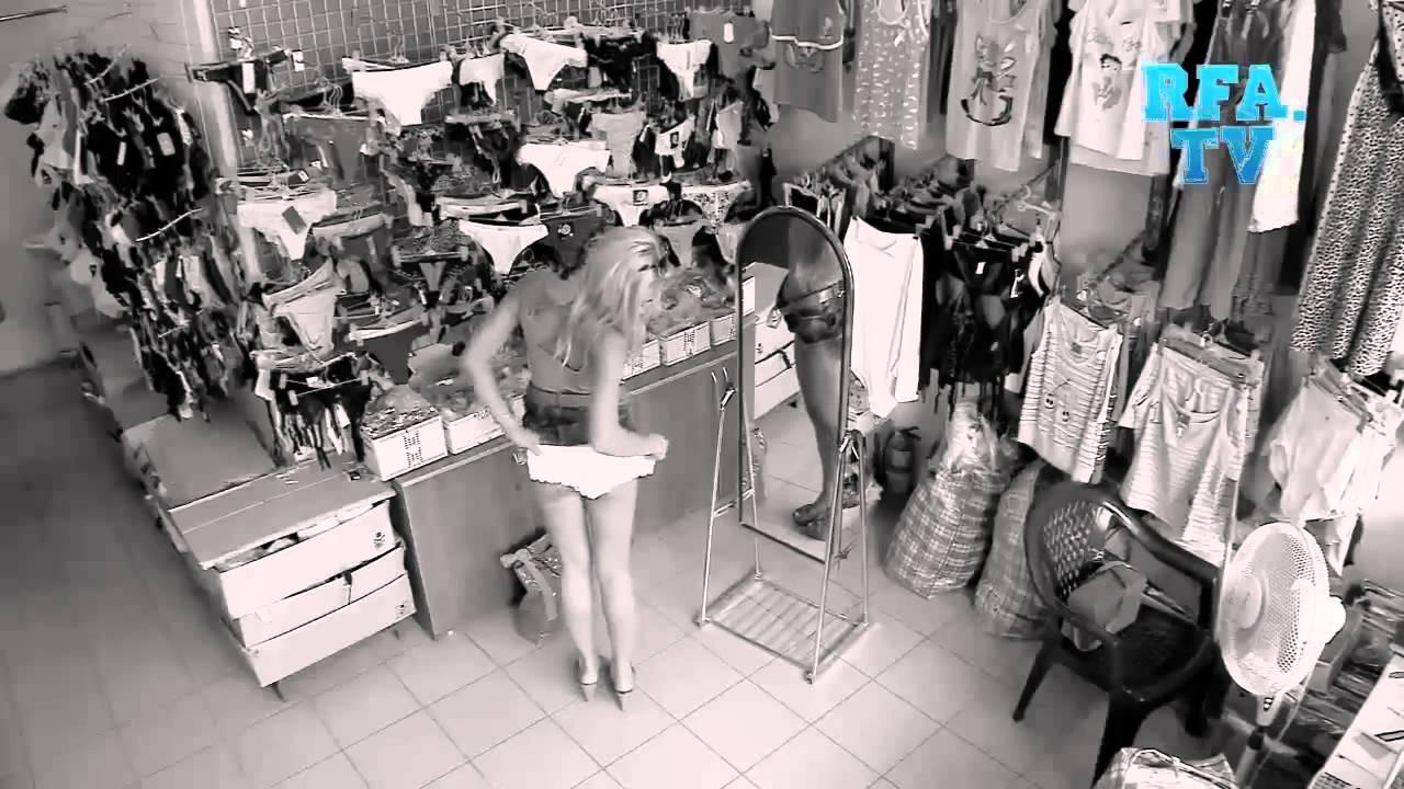 Девушка меряет лифчик и стринги видео — photo 13