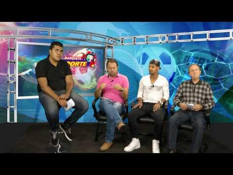 TV Banqueta - Banqueta Esporte - Djalma, meia do Villa Nova - 01/03/2017