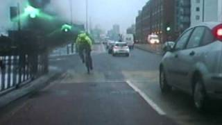 Very Near Miss - Two Bikes