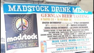 MADSTOCK - WALKABOUT -  1st Ever Madrid NM Festival - Mine Shaft Tavern